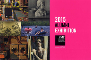 2015_09 Lyme Academy Alumni Exhibition front for web