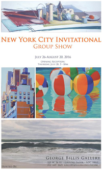 2016 George Billis Gallery Summer Invitational